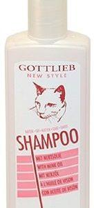 Šampon GOTTLIEB pro kočky 300ml