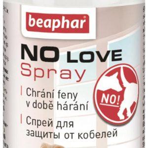 Beaphar  NO LOVE spray pro hárající feny - 50ml