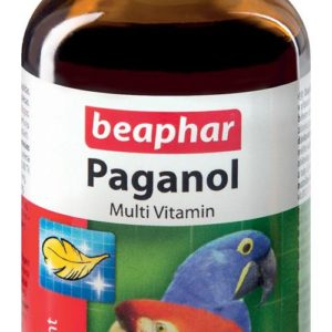 Beaphar  ptáci PAGANOL 50ml proti vyškub. peří
