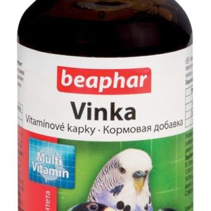 Beaphar  ptáci VINKA 50ml vitamíny