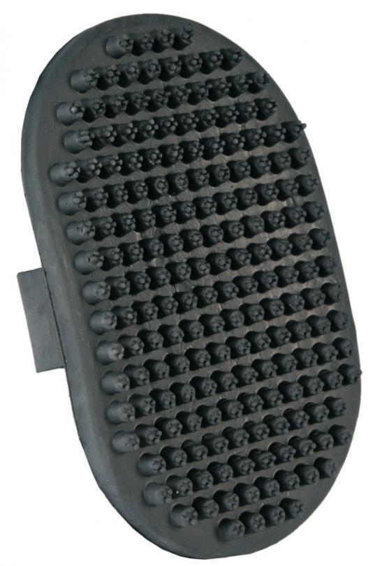 HŘEBEN ovál gumový na ruku DELUXE - 9x13cm