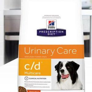 Hills Canine  c/d (dieta) - 12kg
