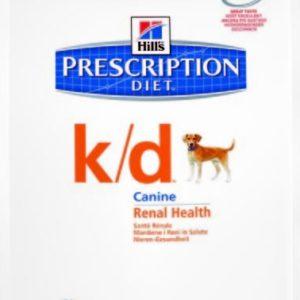 Hills Canine  k/d (dieta) - 5kg