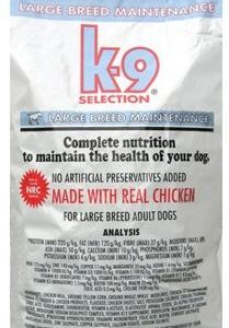 K-9 Maintenance Large Breed - 20kg