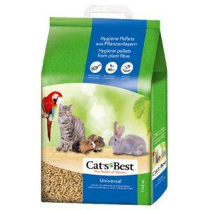 Kočkolit  CAT BEST Universal - 40l (22kg)