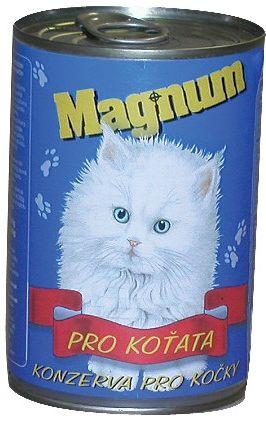 Magnum CAT   JUNIOR - 400g