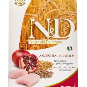 N&D LG cat ADULT CHICKEN / POMEGRANATE - 10kg