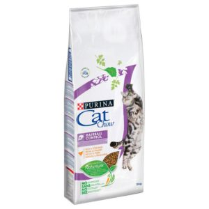 PURINA cat chow  HAIRBALL - 15kg