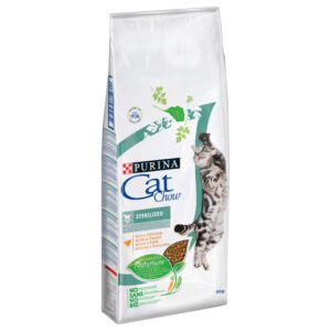 PURINA cat chow  STERILIZED - 15kg