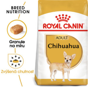 Royal Canin Chihuahua Adult - granule pro dospělou čivavu - 1