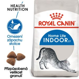 Royal Canin INDOOR  - granule pro kočky žijící uvnitř - 10kg