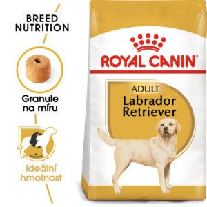 Royal Canin Labrador Adult - granule pro dospělého labradora - 12kg