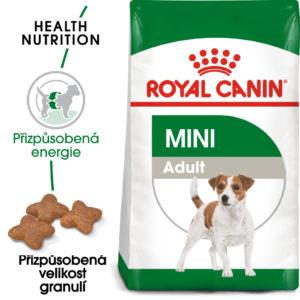 Royal Canin Mini Adult - granule pro dospělé malé psy - 8kg