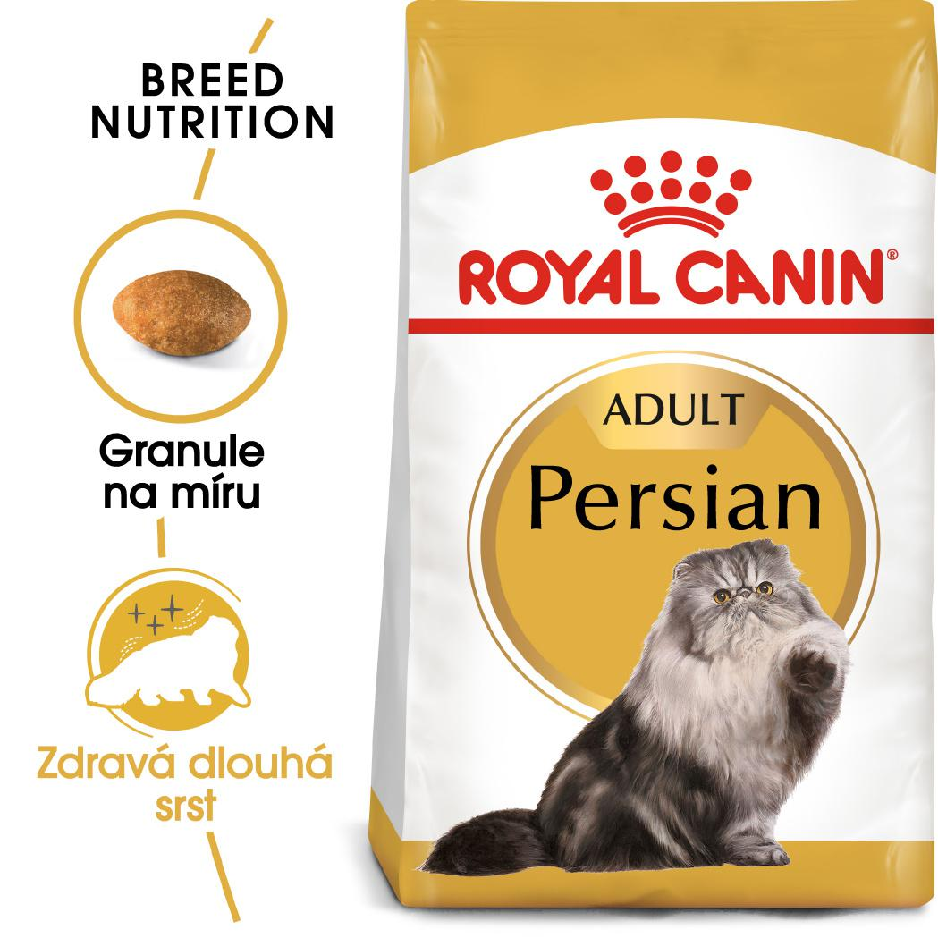 Royal Canin Persian Adult granule pro perské kočky - 10kg