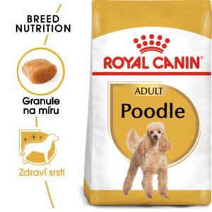 Royal Canin Poodle Adult - granule pro dospělého pudla - 7