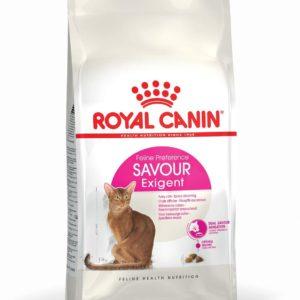 Royal Canin Savour Exigent - granule pro mlsné kočky - 2kg