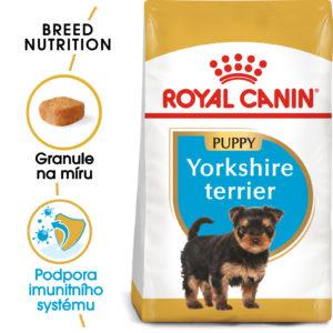 Royal Canin Yorkshire Puppy - granule pro štěně jorkšíra - 7