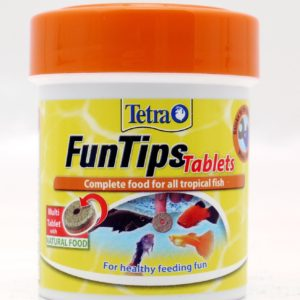 Tetra FUNTIPS TABLETS - 65g/150ml/165tbl