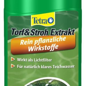 TetraPond  Peat&Straw Extract - 250ml
