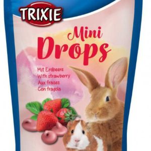 Trixie   hlod. pochoutka MINI s jahodou - 75g