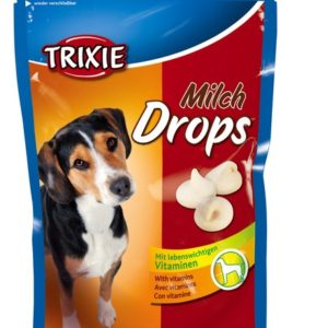 Trixie   pochoutka  dog MILCHdrops - 75g
