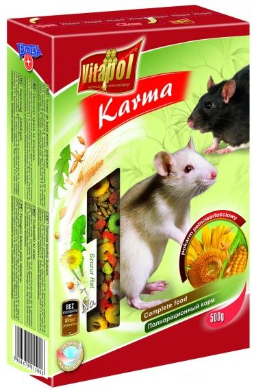 VITAPOL směs pro potkany   - 1