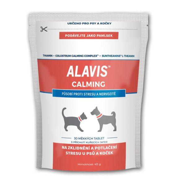 ALAVIS CALMING                                      - 30tbl.