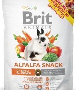 BRIT animals   snack ALFALFA - 100g