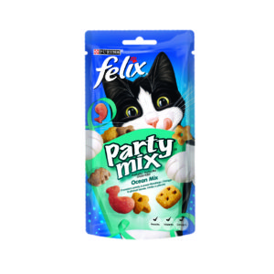 FELIX  poch.PARTY mix 60g - OCEAN