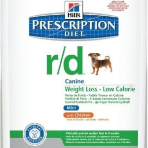 Hills Canine  r/d  MINI (dieta) - 6kg