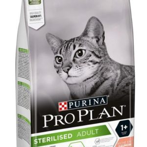 PRO PLAN cat  STERILISED salmon - 10kg