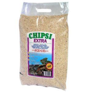 Podestýlka  CHIPSI EXTRA   small - 10l/3kg