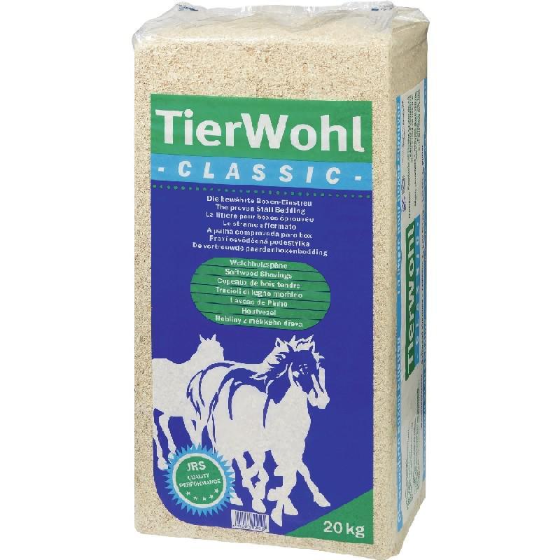 Podestýlka  TIERWOHL classic - 20kg