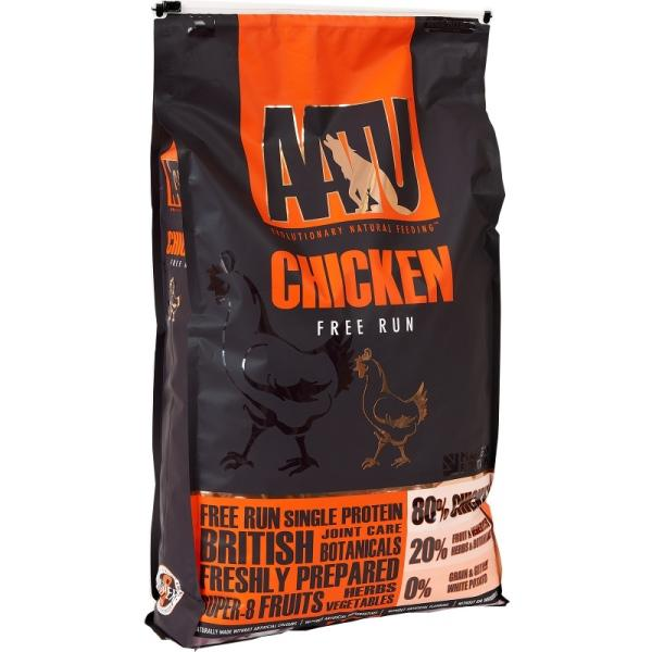 AATU  dog  80/20 CHICKEN - 10kg