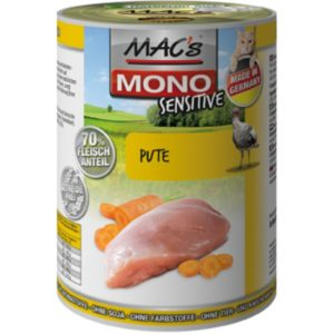 MACs  cat  konz. MONO sensitive PUTE/karotte - 400g