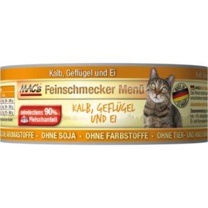 MACs  cat  konz. feinschmecker KALB/GEFLUGEL - 100g