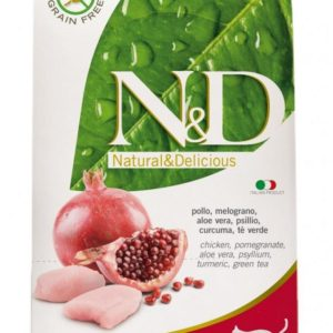 N&D cat GF ADULT CHICKEN / POMEGRANATE - 10kg