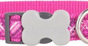Obojek RD FLANNO hot pink - 1