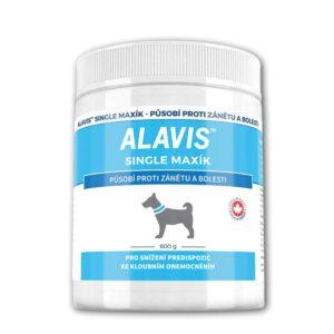 ALAVIS single MAXÍK  pro psy - 600g