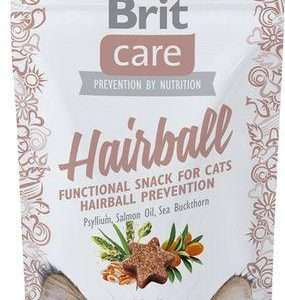 BRIT CARE cat SNACK  HAIRBALL  - 50g