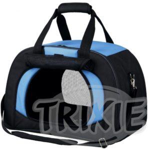 Cestovní taška KILIAN 31x32x48 cm - modro-černá