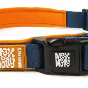 MAX and MOLLY obojek  MATRIX ORANGE - L: 2