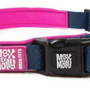 MAX and MOLLY obojek  MATRIX PINK - L: 2