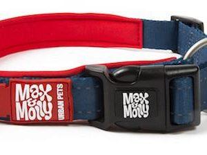 MAX and MOLLY obojek  MATRIX RED - L: 2