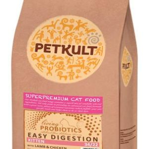 PETKULT  cat  PROBIOTICS   KITTEN - 7kg