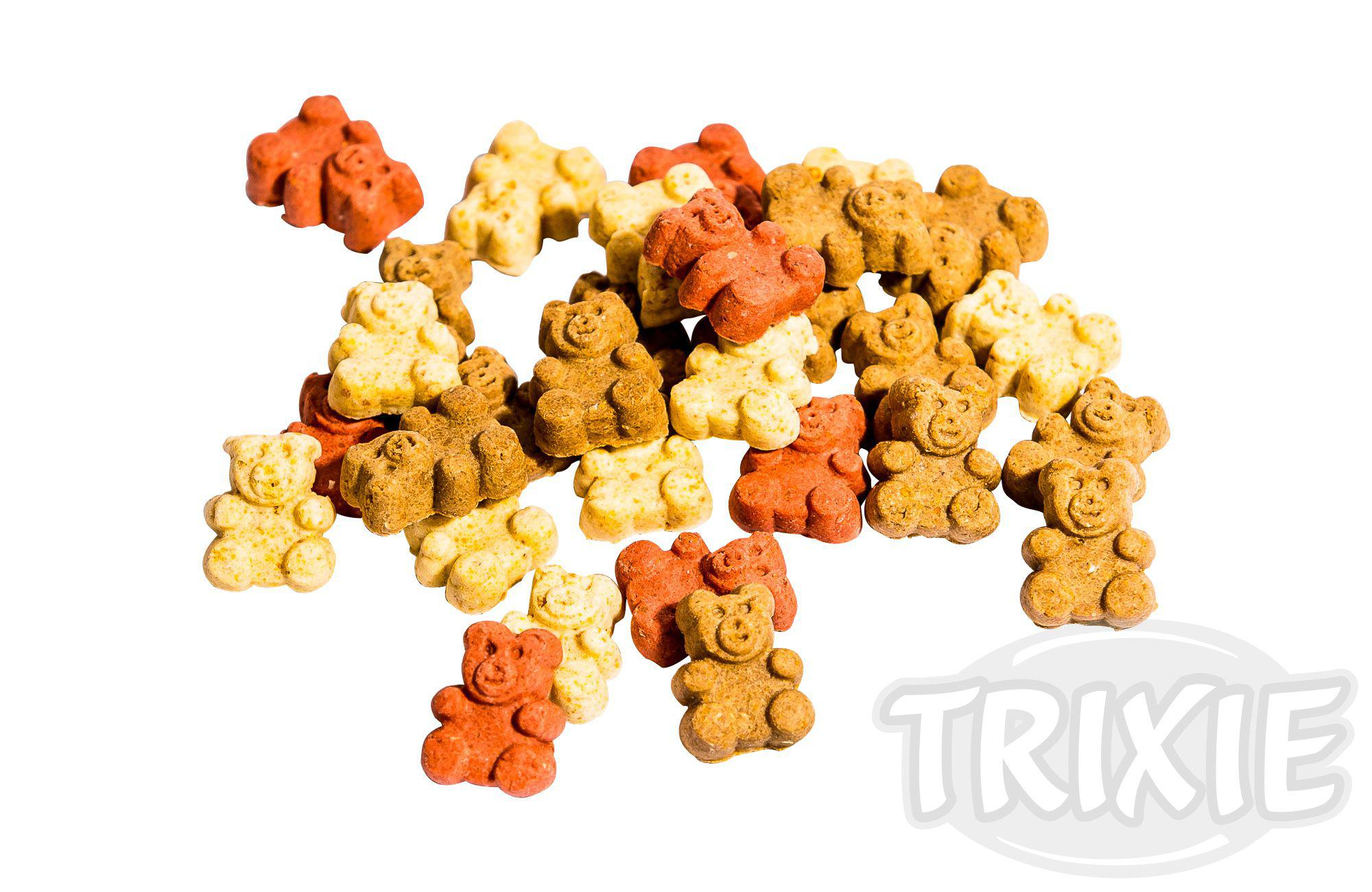 Pamlsek - MINI TEDDY BEARS mix  - mini medvídci - 1kg