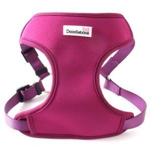 Postroj DOODLEBONE chladící fialový - XL