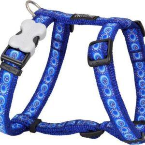 Postroj RD COSMOS dark BLUE - 12mm/30-44cm