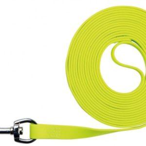 Vodítko  EASY LIFE trekové  PVC  neon žlutá - 1