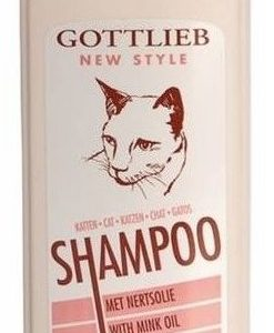 Šampon GOTTLIEB pro kočky - 300ml